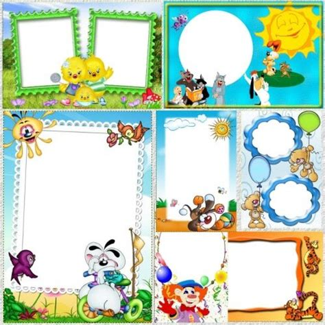 marcos de pocoy marcos infantiles para fotos marcos de fotos infantiles en alta resoluci 243 n