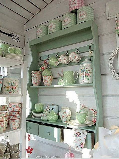shabby chic kitchen design 50 sweet shabby chic kitchen ideas 2017