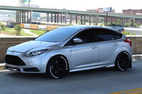 2014 Ford Focus St by 2014 Focus St Ride Along Reaction Tuned Ford Focus