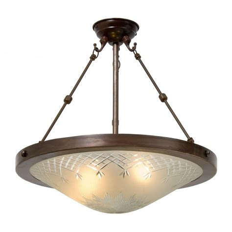 tradtional period style uplighter ceiling pendant light