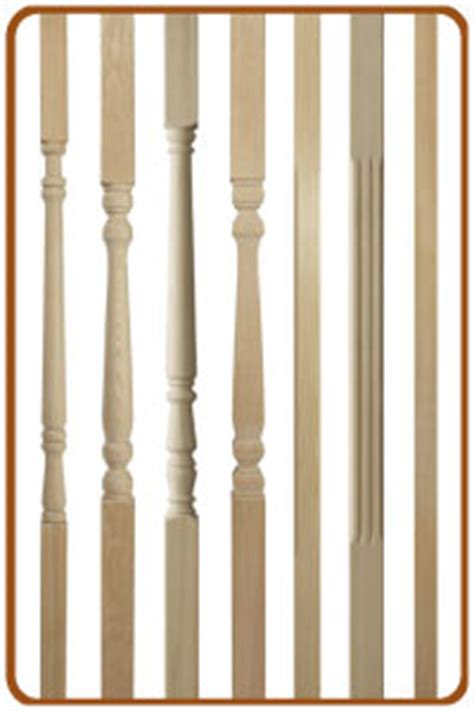 Banister Stair Stair Spindles And Stair Balusters Trade Prices
