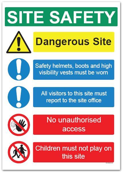 Construction Site Construction Site Rules