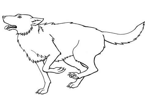 imagenes de animal jam para colorear malvorlage wolf ausmalbild 8917