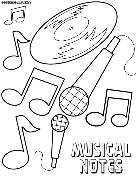 music scale coloring pages 86 music note coloring pages music notes play your
