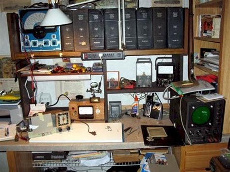 bench radio show us your workbenches at the radio attic s archives