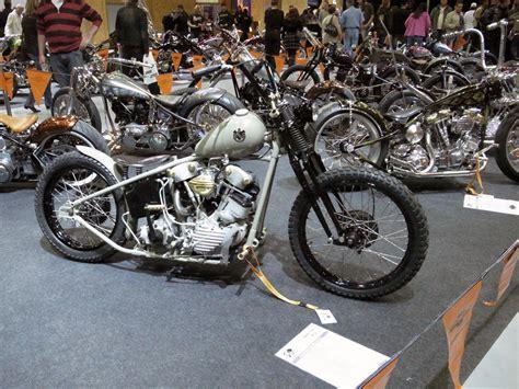 Alte Motorrad Rahmen by European Chionship 2011 Knucklehead Ehinger