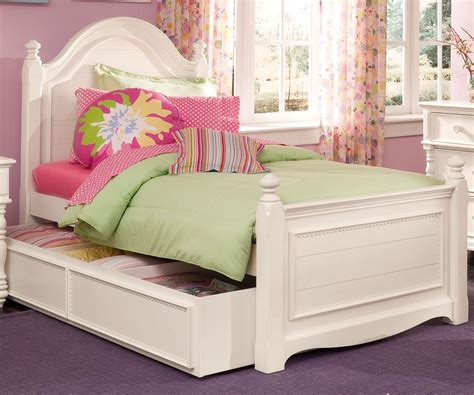 bedroom cute white trundle bed  inspiring teenage girl