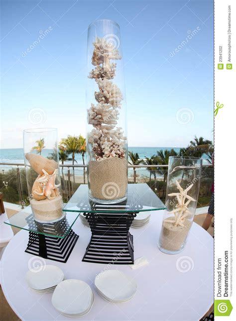 seashell decorations stock photography image 23941202
