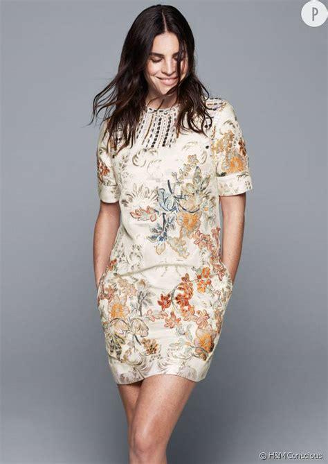 cos mode jurken h m conscious exclusive ou quand l art fusionne avec la
