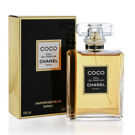 chanel coco eau de parfum 100ml s of kensington
