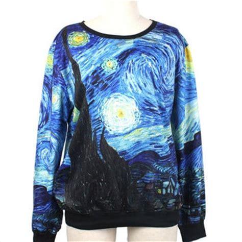 Sweater Vans Hawaii Black navy blue velvet floral paisley pattern from xo