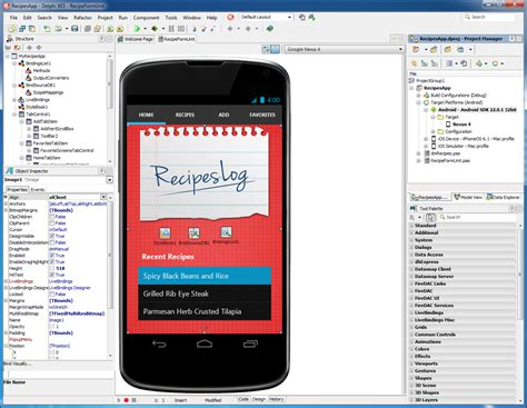 android ide embarcadero rad studio xe6 update1 2014 indir program indir program