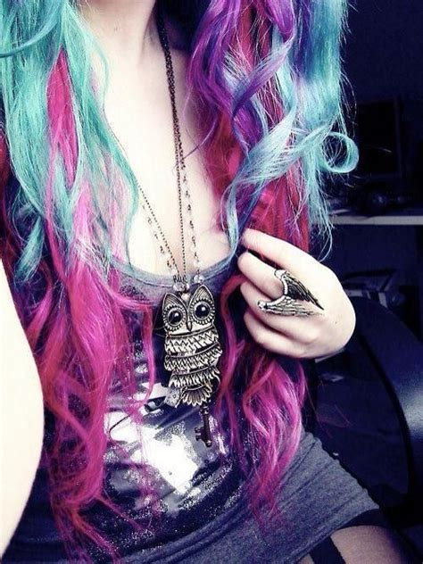 awesome hair colors awesome hair color hairstyles