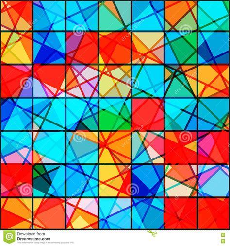 Modele Mosaique A Imprimer