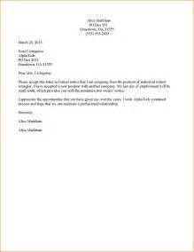 draft letter for resignation resignation letter writing a formal letter of resignation