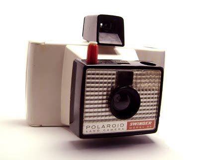 meet the swinger, the polaroid swinger (1965) | arthurpolaroid