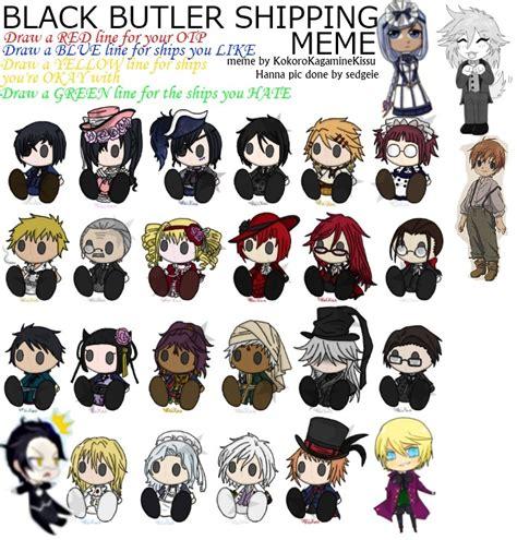 Black Butler Memes - anime memes black butler images