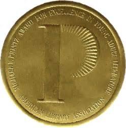 L Award by Wandering Librarians Ala Youth Media Awards 2014
