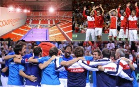 finale coupe davis 2014 suisse