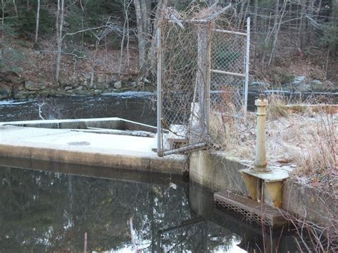 Bathtub Water Dam by Land Survey Brings Woolwich Closer To Fish Ladder