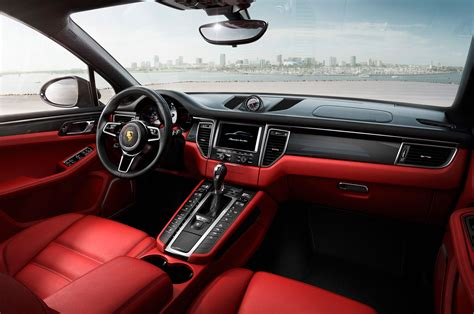 porsche suv 2015 interior 2015 porsche macan first look photo gallery motor trend