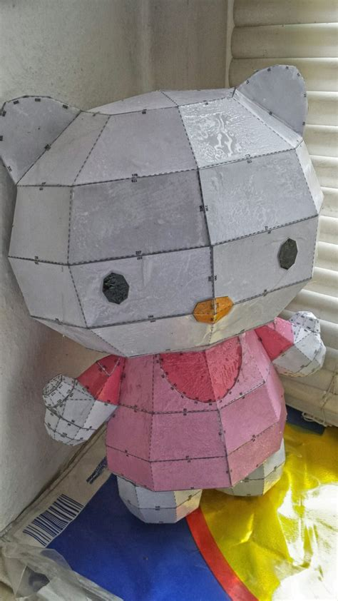 Hello Papercraft - hello papercraft by svedek on deviantart