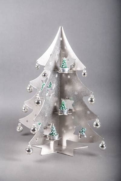 tannenbaum christbaum edelstahl buhlan metall design gmbh