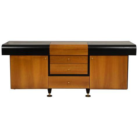 Black And Wood Dresser Cardin Sideboard Buffet Dresser Black And Wood