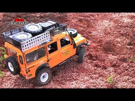 Rc Car Jeep Axial Adventure Scx10 Deadbolt 110 4wd Rtr Jip Ax90044 rc land rover defender 110 scale camel trophy landy offroad adventures