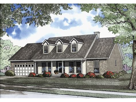 colonial ranch house plans southerland colonial ranch home plan 055d 0189 house plans and more