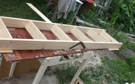 holztreppe garten holztreppe f 252 r gartenhaus selber bauen dekoking diy