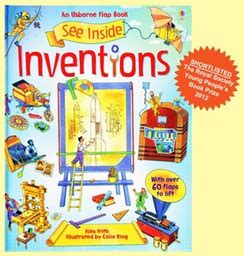 See Inside Inventions illustration portfolio artist colin king illustrator