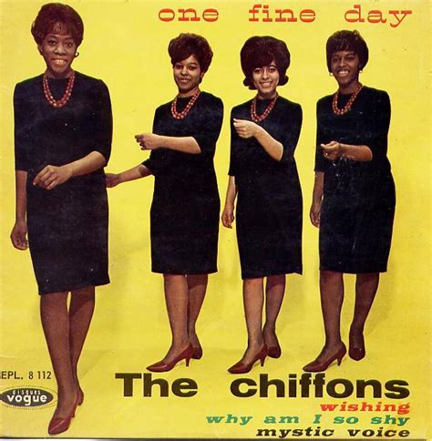 one fine day the the chiffons one fine day