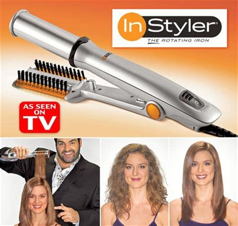 Rotating Hair Styler As Seen On Tv by Instyler As Seen On Tv