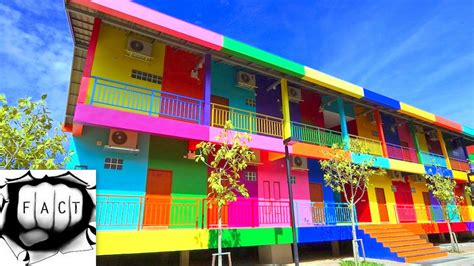 world s ugliest color top 10 most colorful cities in the world
