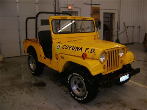 Jeep Cj4 Willys 1954 Willys Jeep Cj4 25 258 Antique Price