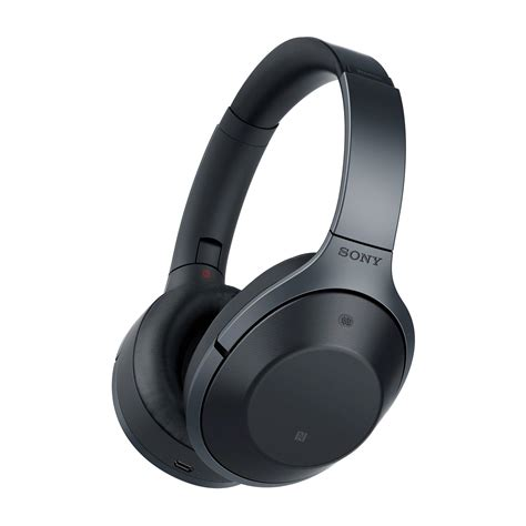 Headset Sony Noise Canceling sony mdr 1000x wireless noise cancelling headphones mdr1000x b