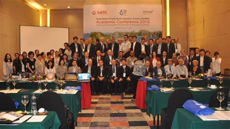 Cfvg Mba by Cfvg Holds 2016 Aapbs Academic Conference In Hanoi News