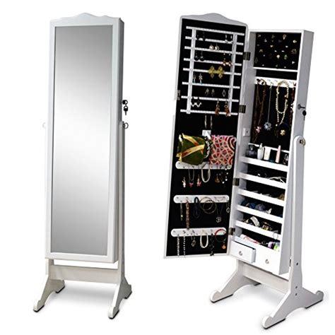 free standing kitchen storage cabinets buy online organizedlife white mirror jewelry armoire free standing