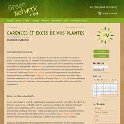 Baisser Temperature Chambre De Culture by Nutrition Foliaire Pearltrees