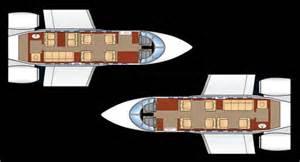 Cabin Floorplan aviation marketing services corporate jets aphrodite