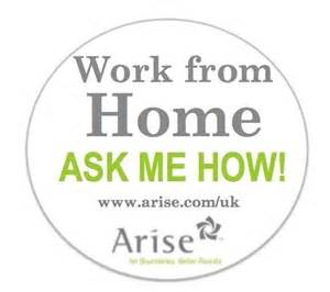 work from home customer service arise