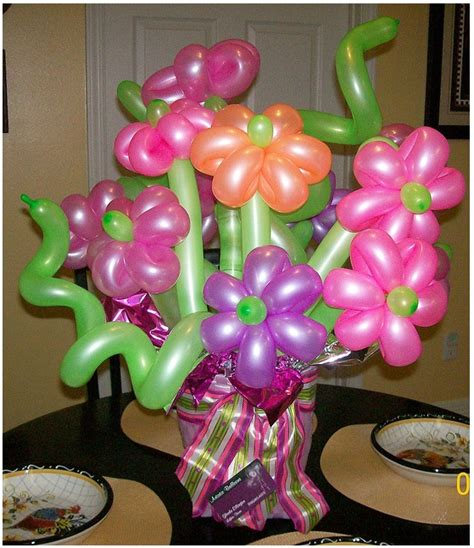 how to make balloons decorations favors ideas