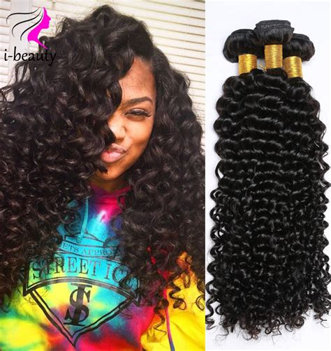 partial sew in indian hair indian curly virgin hair 3 bundles deep wave hair 100