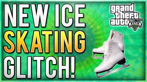 tutorial online gta 5 gta 5 online funny quot ice skating quot animation glitch