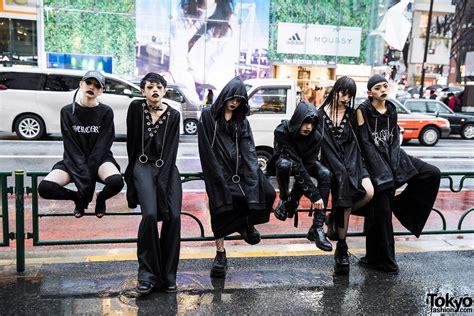 bercerk dirty city japanese fashion brands dark
