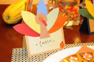 be different act normal paper turkey place cards thanksgiving place card