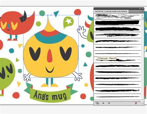 mug design template illustrator create a coffee mug design in adobe illustrator