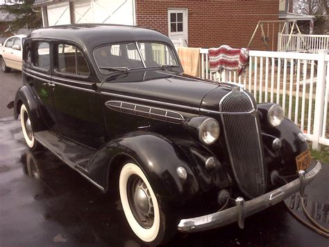 1936 Chrysler Airstream by 1936 Chrysler Airstream Information And Photos Momentcar
