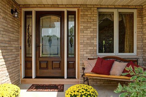 collection garage side entrance doors iossi fiber classic entry doors
